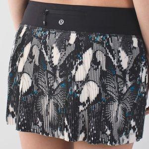 lululemon athletica Skirts - New Lululemon skirt Peat ti Street  Skirt III